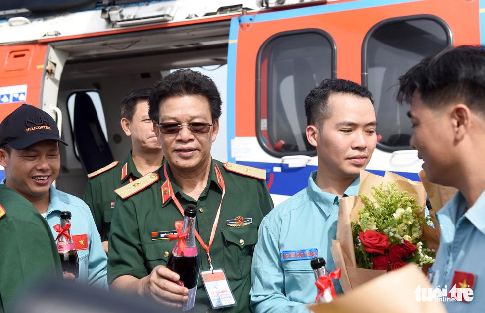 Sân bay cấp cứu bằng trực thăng đầu tiên của Việt Nam đi vào hoạt động - Ảnh 7.