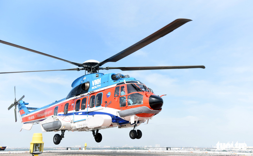 Sân bay cấp cứu bằng trực thăng đầu tiên của Việt Nam đi vào hoạt động - Ảnh 6.
