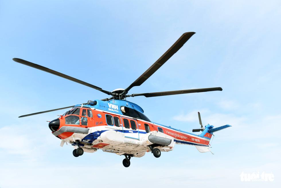 Sân bay cấp cứu bằng trực thăng đầu tiên của Việt Nam đi vào hoạt động - Ảnh 8.