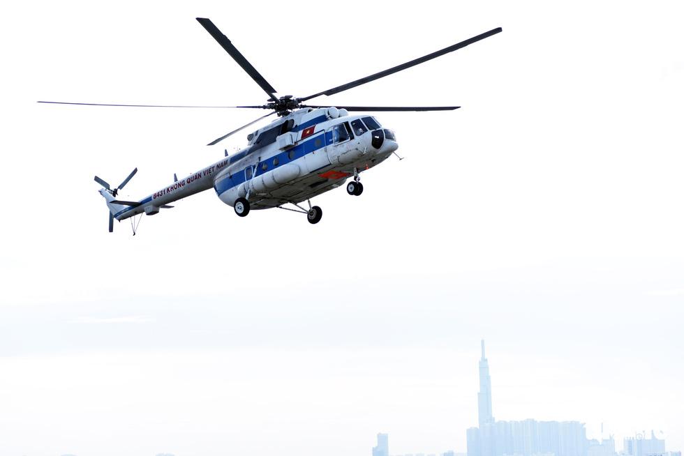 Sân bay cấp cứu bằng trực thăng đầu tiên của Việt Nam đi vào hoạt động - Ảnh 4.