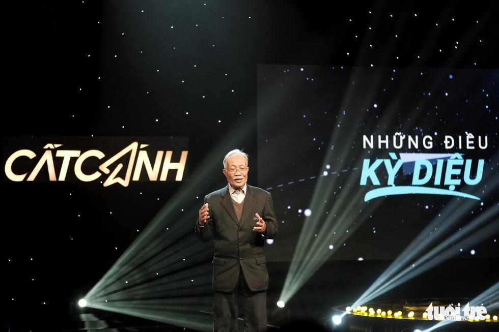 Những câu chuyện truyền cảm hứng trong gala Cất cánh 2020 - Ảnh 2.
