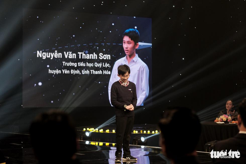 Những câu chuyện truyền cảm hứng trong gala Cất cánh 2020 - Ảnh 5.