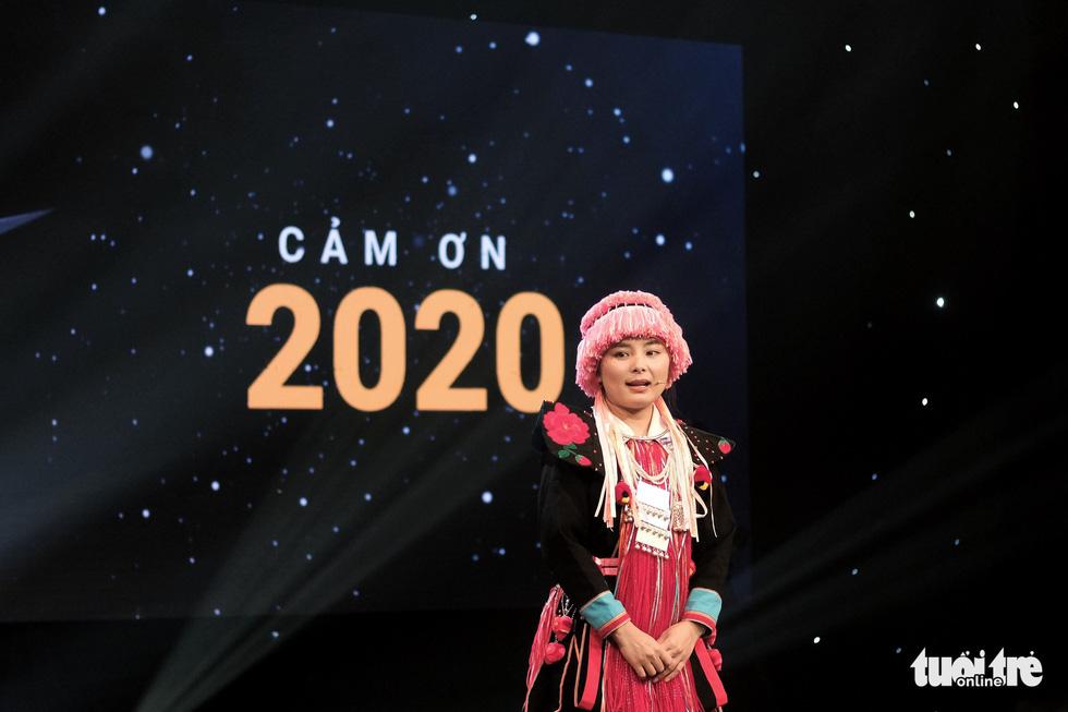 Những câu chuyện truyền cảm hứng trong gala Cất cánh 2020 - Ảnh 6.