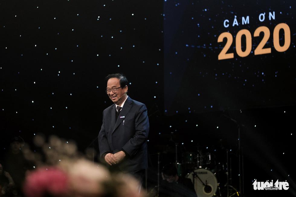 Những câu chuyện truyền cảm hứng trong gala Cất cánh 2020 - Ảnh 7.