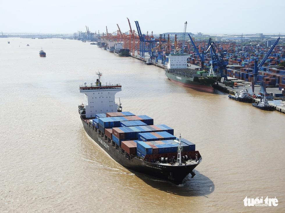 Hải Phòng đặt mục tiêu trở thành trung tâm kinh tế biển của cả nước - Ảnh 3.