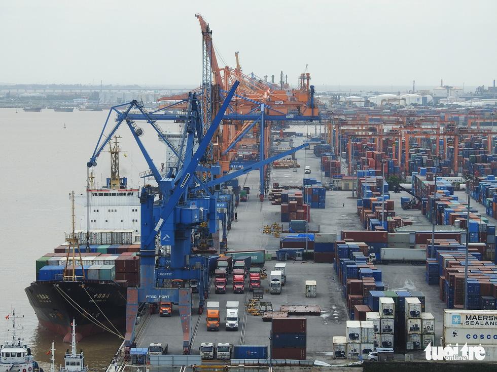 Hải Phòng đặt mục tiêu trở thành trung tâm kinh tế biển của cả nước - Ảnh 1.
