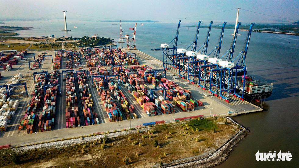 Hải Phòng đặt mục tiêu trở thành trung tâm kinh tế biển của cả nước - Ảnh 2.