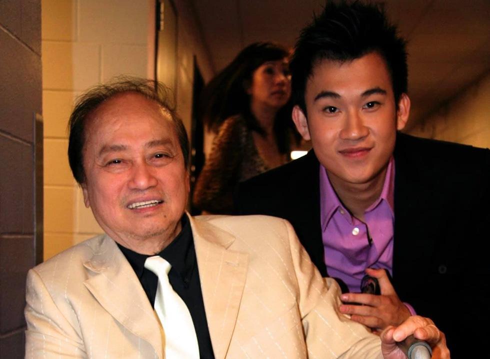 Vĩnh biệt Lam Phương tài hoa, cảm ơn ông vì những tuyệt phẩm để lại cho đời - Ảnh 5.
