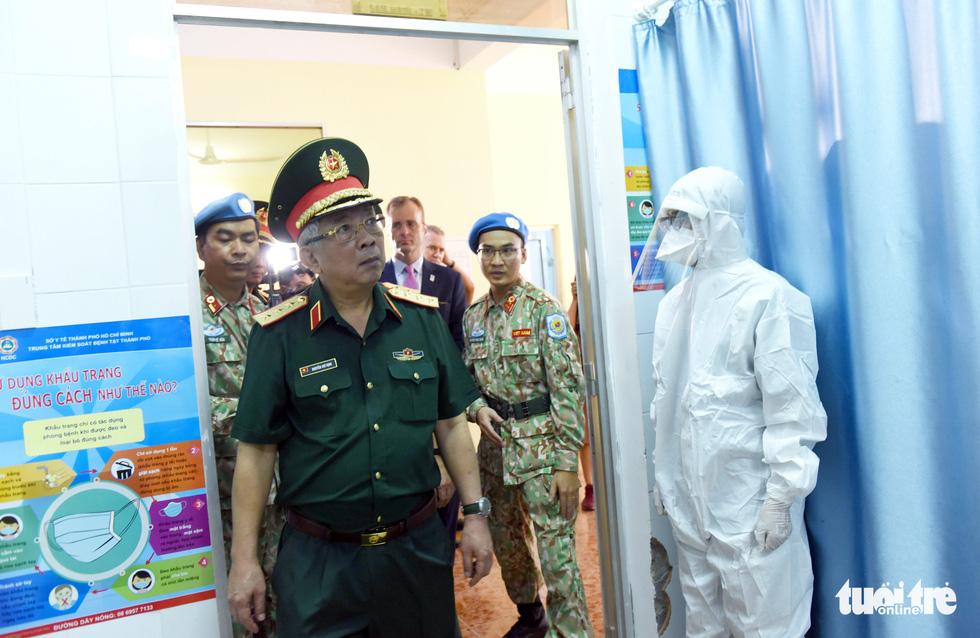 Việt Nam lần thứ 3 cử lực lượng tham gia gìn giữ hòa bình tại Cộng hòa Nam Sudan - Ảnh 8.
