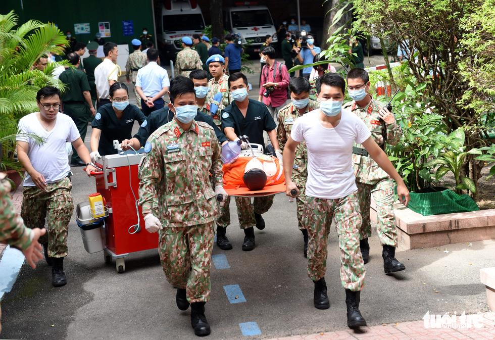 Việt Nam lần thứ 3 cử lực lượng tham gia gìn giữ hòa bình tại Cộng hòa Nam Sudan - Ảnh 2.