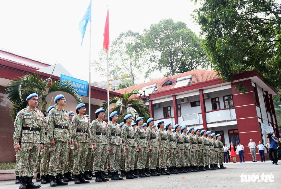 Việt Nam lần thứ 3 cử lực lượng tham gia gìn giữ hòa bình tại Cộng hòa Nam Sudan - Ảnh 4.