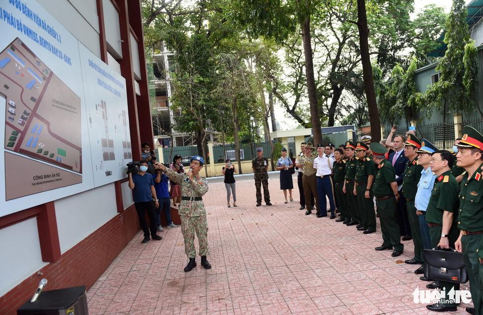 Việt Nam lần thứ 3 cử lực lượng tham gia gìn giữ hòa bình tại Cộng hòa Nam Sudan - Ảnh 6.
