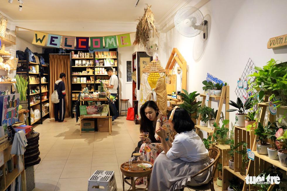 Trạm Xanh gắn kết người trẻ sống xanh ở Sài Gòn - Ảnh 2.