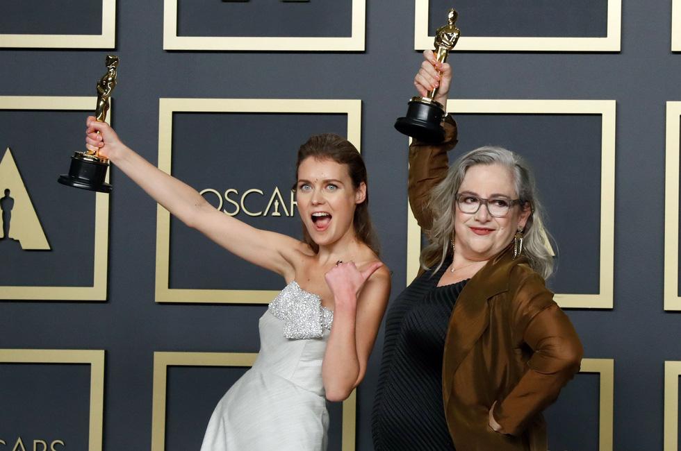 Lần đầu tiên trong lịch sử Oscar, Parasite, một phim châu Á giành giải phim hay nhất - Ảnh 18.