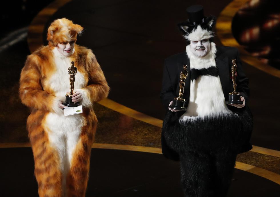 Lần đầu tiên trong lịch sử Oscar, Parasite, một phim châu Á giành giải phim hay nhất - Ảnh 11.