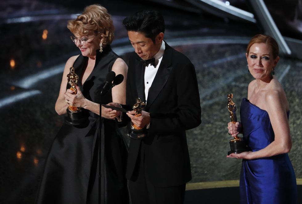 Lần đầu tiên trong lịch sử Oscar, Parasite, một phim châu Á giành giải phim hay nhất - Ảnh 12.