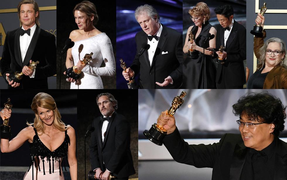 Lần đầu tiên trong lịch sử Oscar, Parasite, một phim châu Á giành giải phim hay nhất - Ảnh 1.