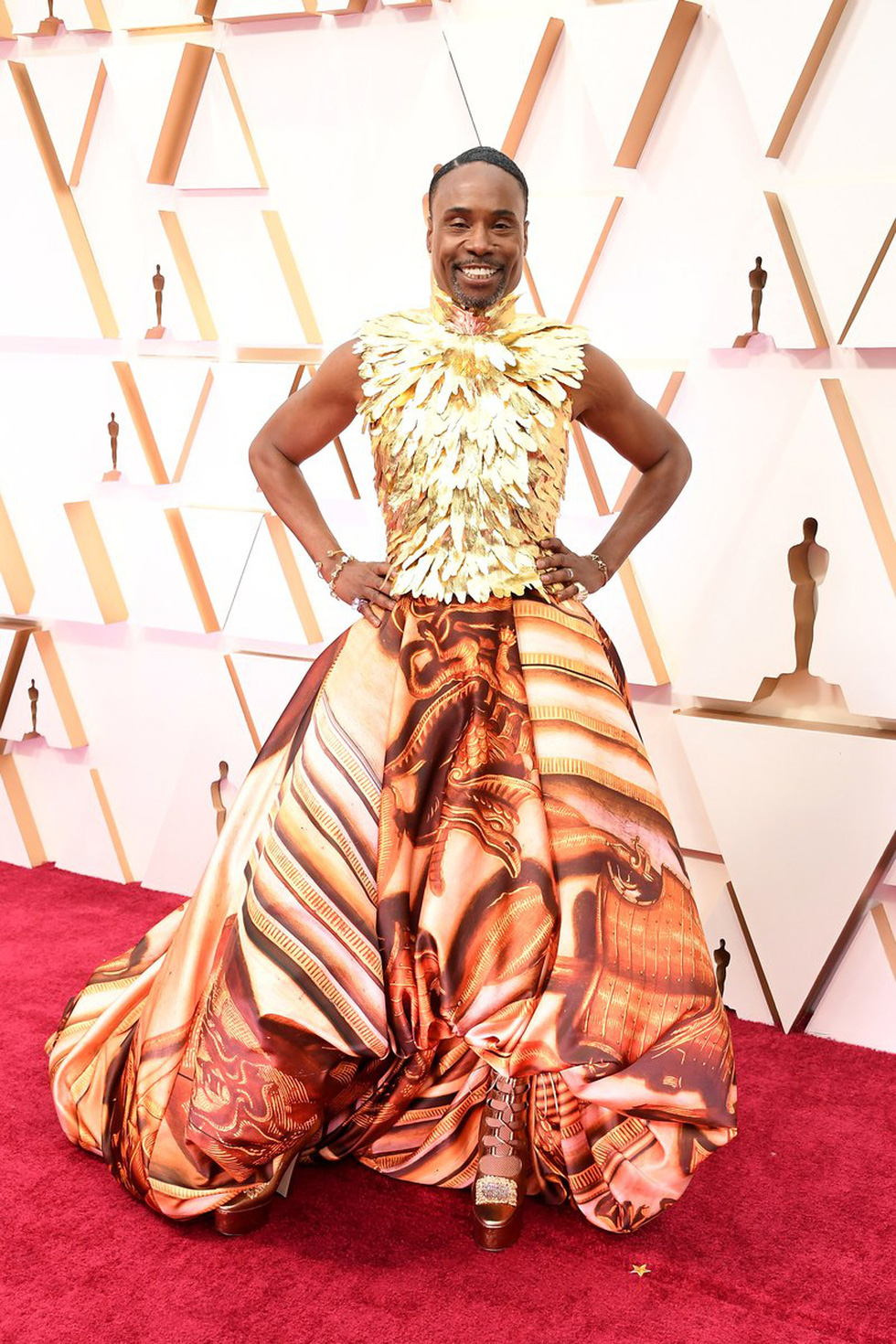 Lộng lẫy dàn sao danh giá nhất thế giới đổ về thảm đỏ Oscar 2020 - Ảnh 15.
