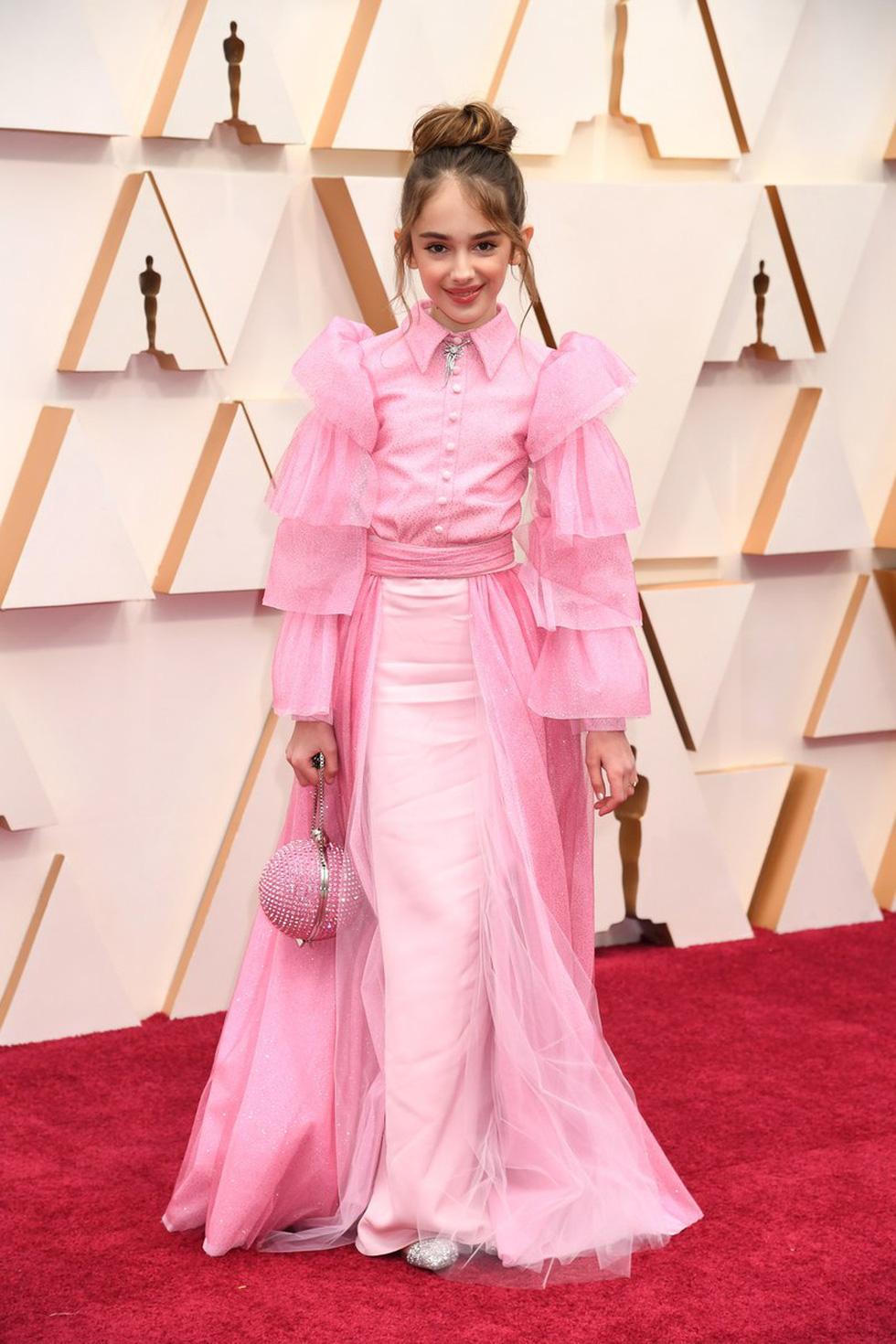 Lộng lẫy dàn sao danh giá nhất thế giới đổ về thảm đỏ Oscar 2020 - Ảnh 11.