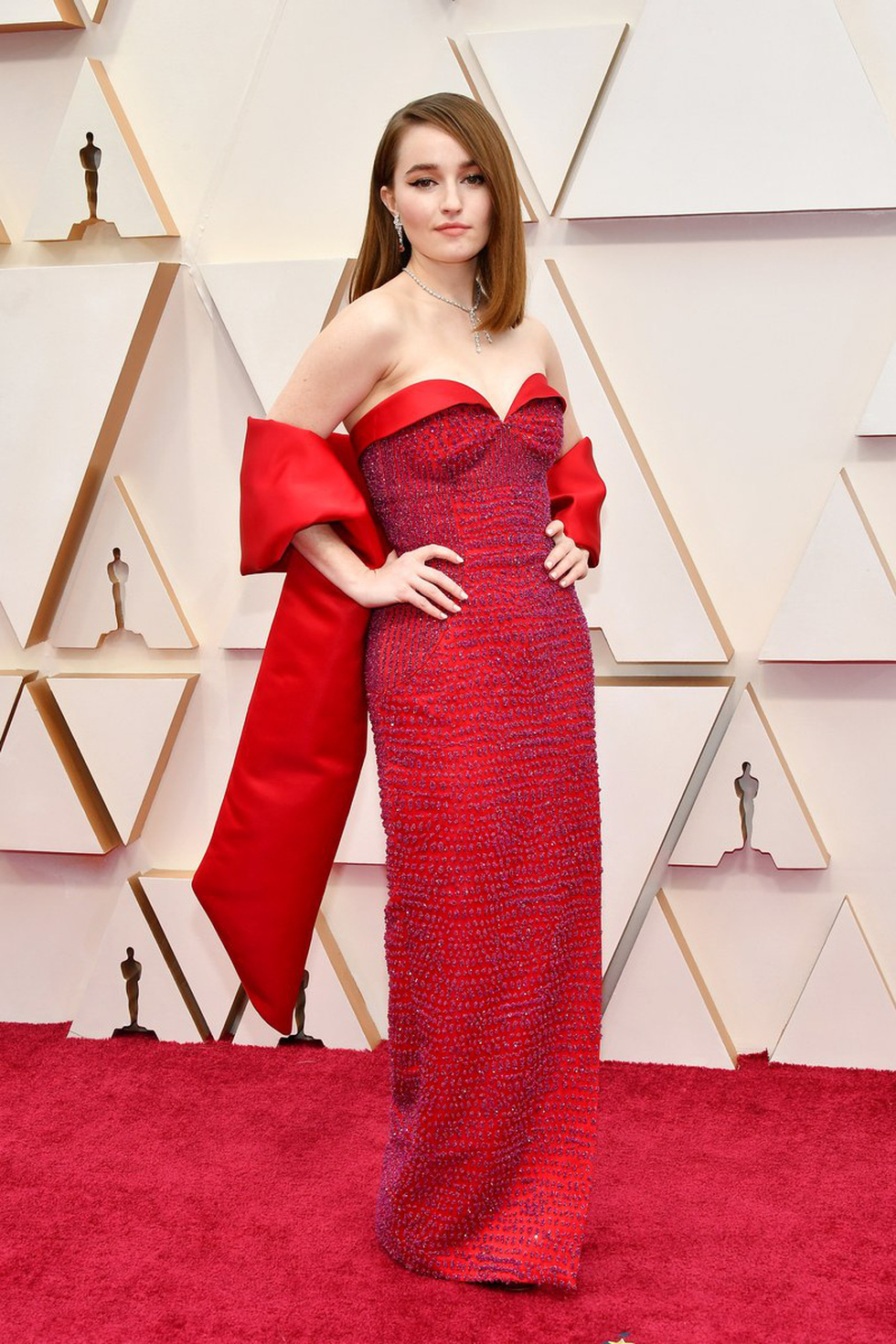 Lộng lẫy dàn sao danh giá nhất thế giới đổ về thảm đỏ Oscar 2020 - Ảnh 13.