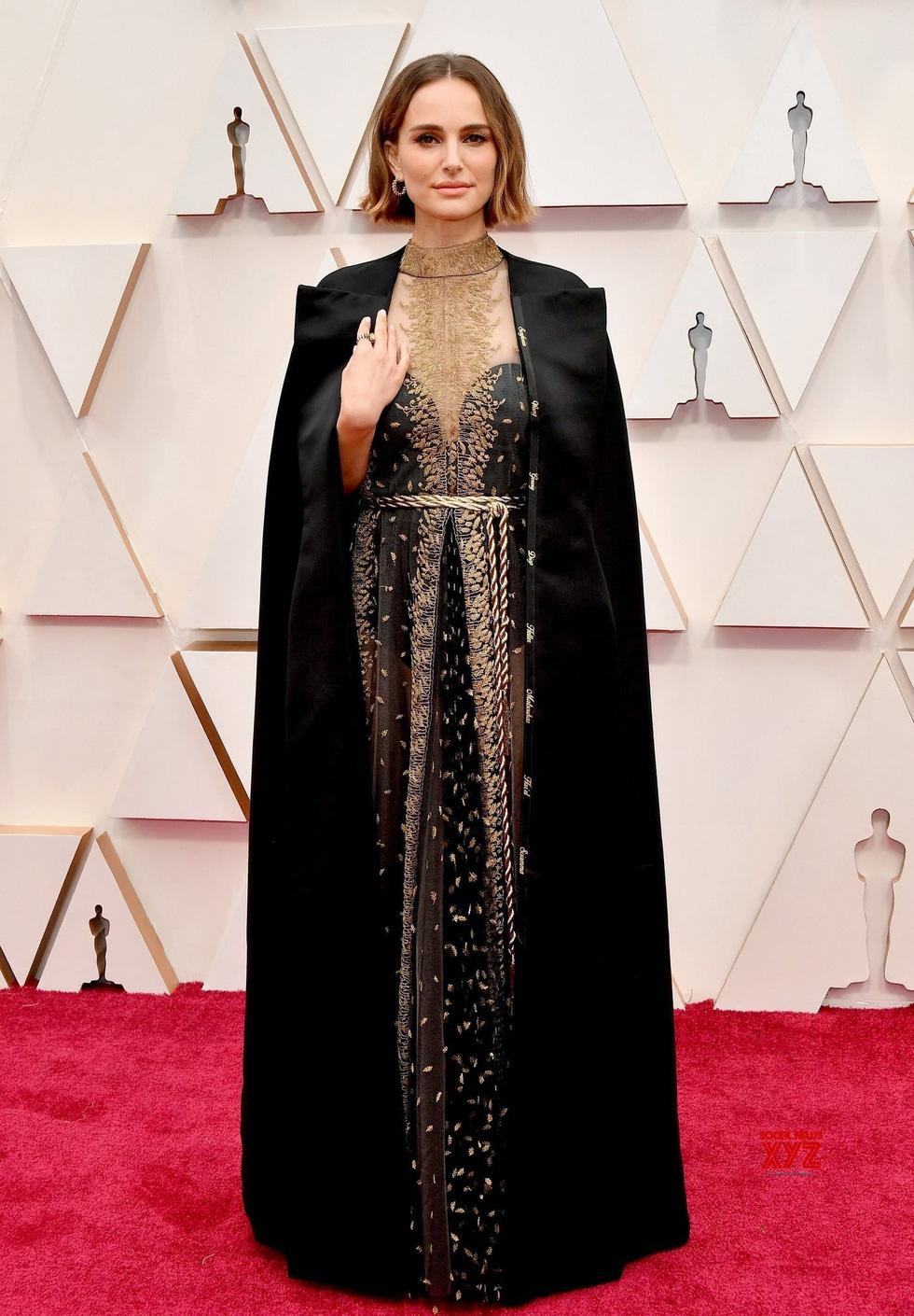 Lộng lẫy dàn sao danh giá nhất thế giới đổ về thảm đỏ Oscar 2020 - Ảnh 3.
