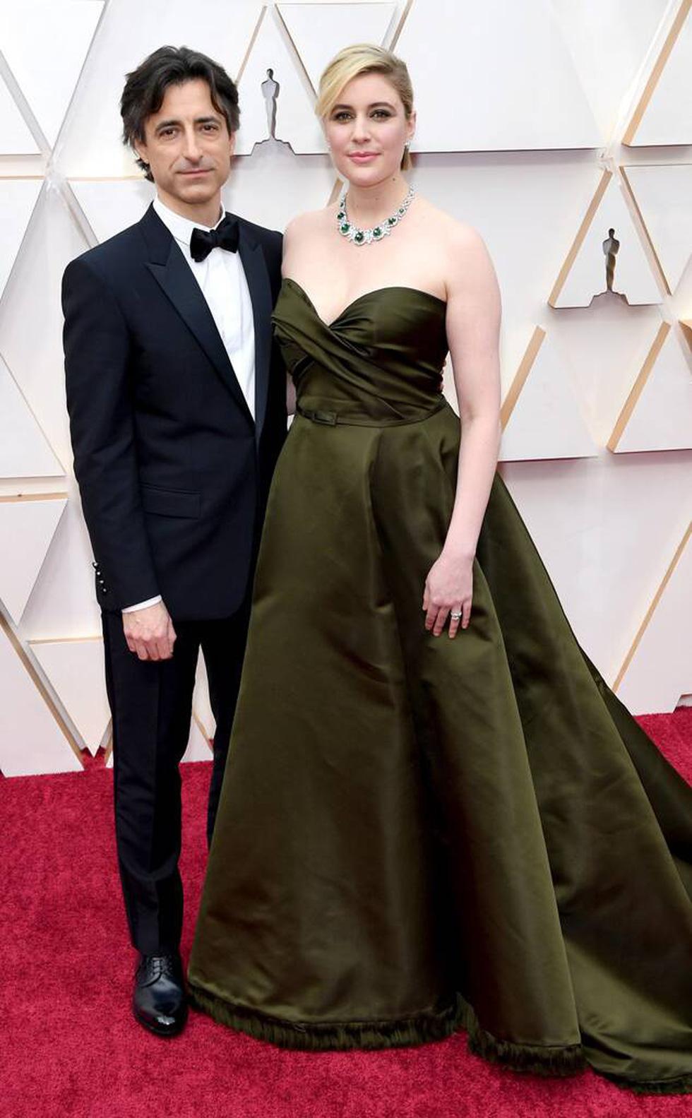 Lộng lẫy dàn sao danh giá nhất thế giới đổ về thảm đỏ Oscar 2020 - Ảnh 17.