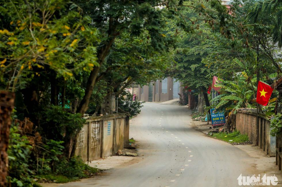 Vào xã Sơn Lôi, tâm dịch của Vĩnh Phúc - Ảnh 7.