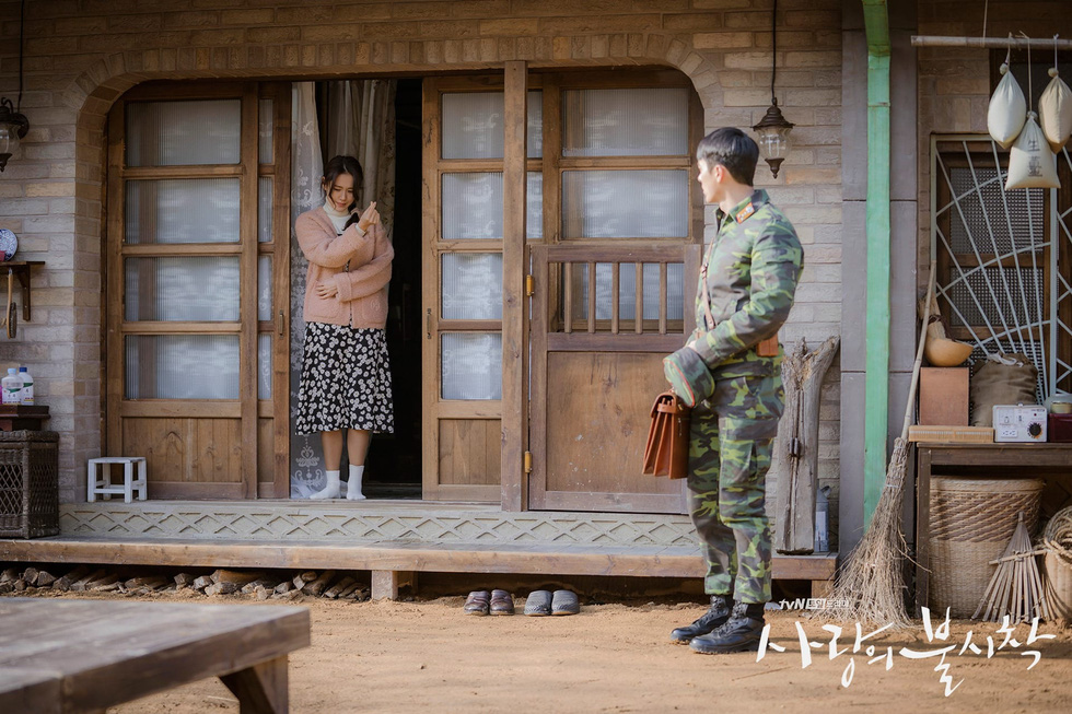 Mê mẩn cảnh đẹp Hàn Quốc, Thụy Sĩ, Mông Cổ trong Hạ cánh nơi anh - Ảnh 3.