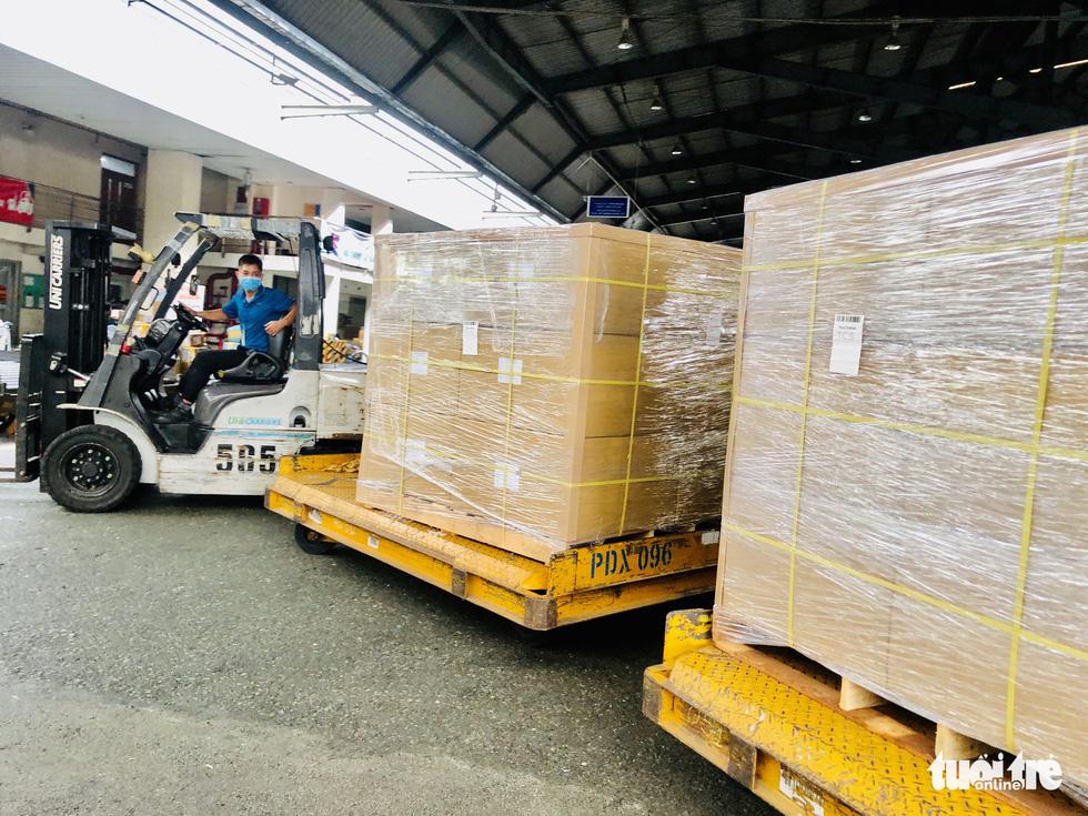 Hàng hóa vận chuyển bằng hàng không bắt đầu phục hồi - Ảnh 3.