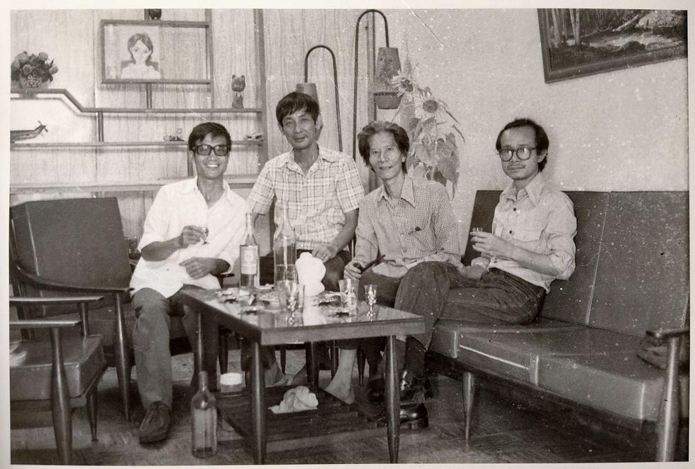 Hà Tường: ngân hàng ảnh về văn nghệ sĩ một thời - Ảnh 7.