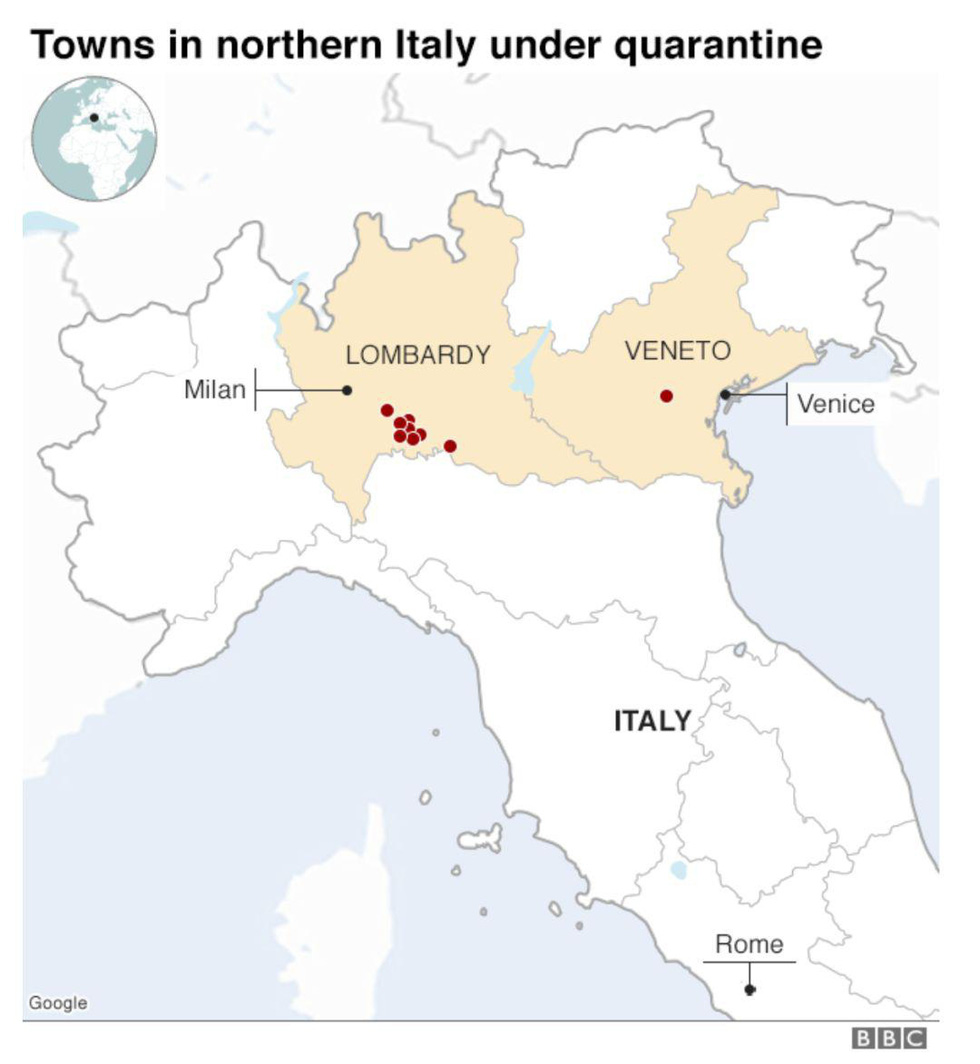 Nước Ý kỳ quái những ngày phong tỏa - Ảnh 3.