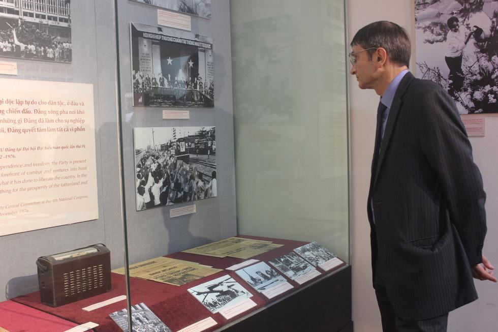 Trưng bày bảo vật quốc gia Đường kách mệnh và nhiều hiện vật quý hiếm về Đảng - Ảnh 11.