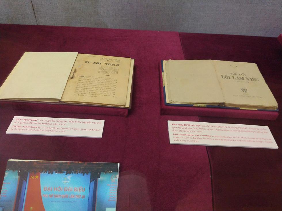 Trưng bày bảo vật quốc gia Đường kách mệnh và nhiều hiện vật quý hiếm về Đảng - Ảnh 8.