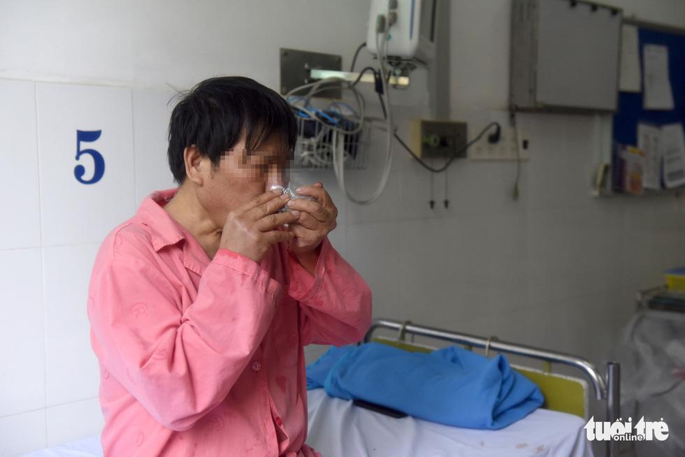 Bên trong khu cách ly bệnh nhân nhiễm corona ở Bệnh viện Chợ Rẫy - Ảnh 13.