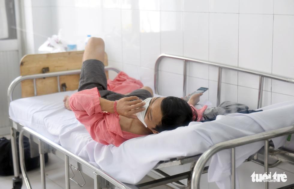 Bên trong khu cách ly bệnh nhân nhiễm corona ở Bệnh viện Chợ Rẫy - Ảnh 5.