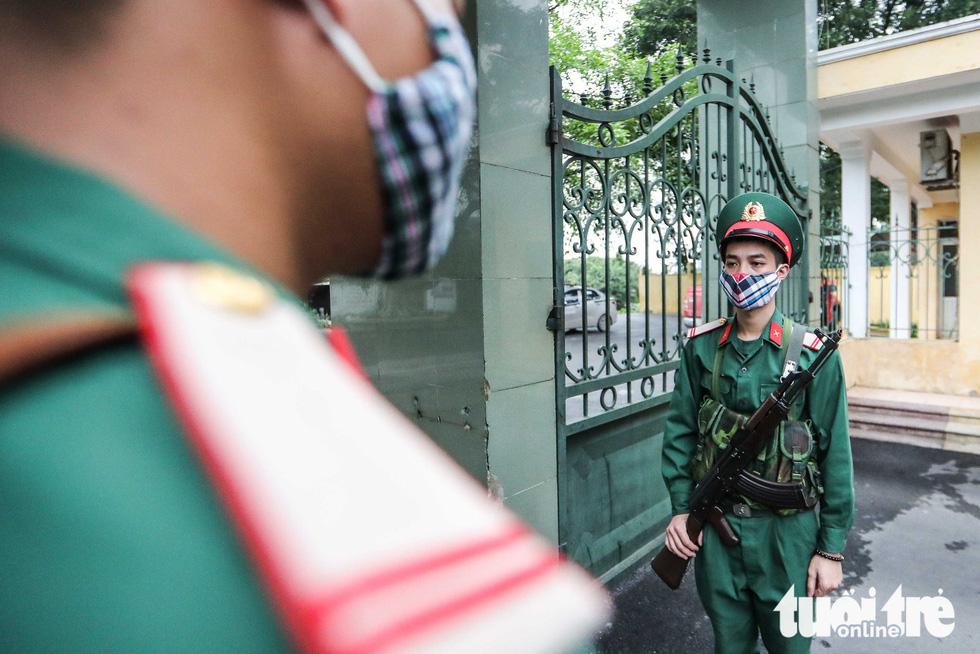 Cận cảnh khu cách ly tiện nghi của quân đội, sẵn sàng đón 950 người Việt về nước - Ảnh 15.