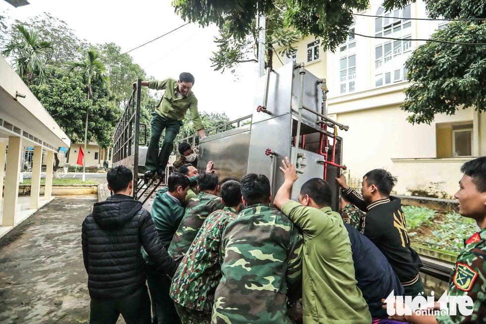 Cận cảnh khu cách ly tiện nghi của quân đội, sẵn sàng đón 950 người Việt về nước - Ảnh 6.