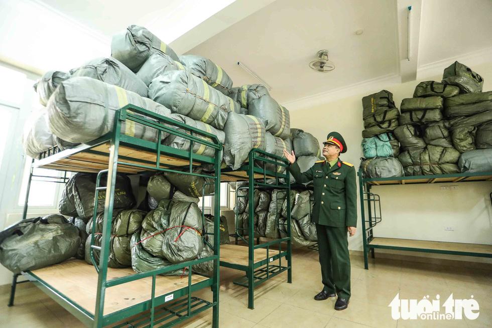 Cận cảnh khu cách ly tiện nghi của quân đội, sẵn sàng đón 950 người Việt về nước - Ảnh 12.