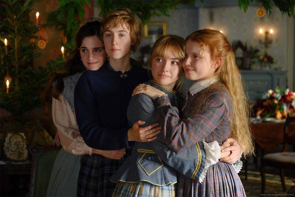 Little Women - Tác phẩm đẹp đẽ về tình chị em và thiên tính nữ - Ảnh 2.