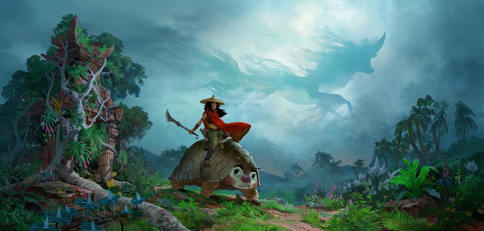 Giữa mùa dịch virus corona, nhà Disney công bố nhiều dự án hứa hẹn tỉ đô - Ảnh 11.