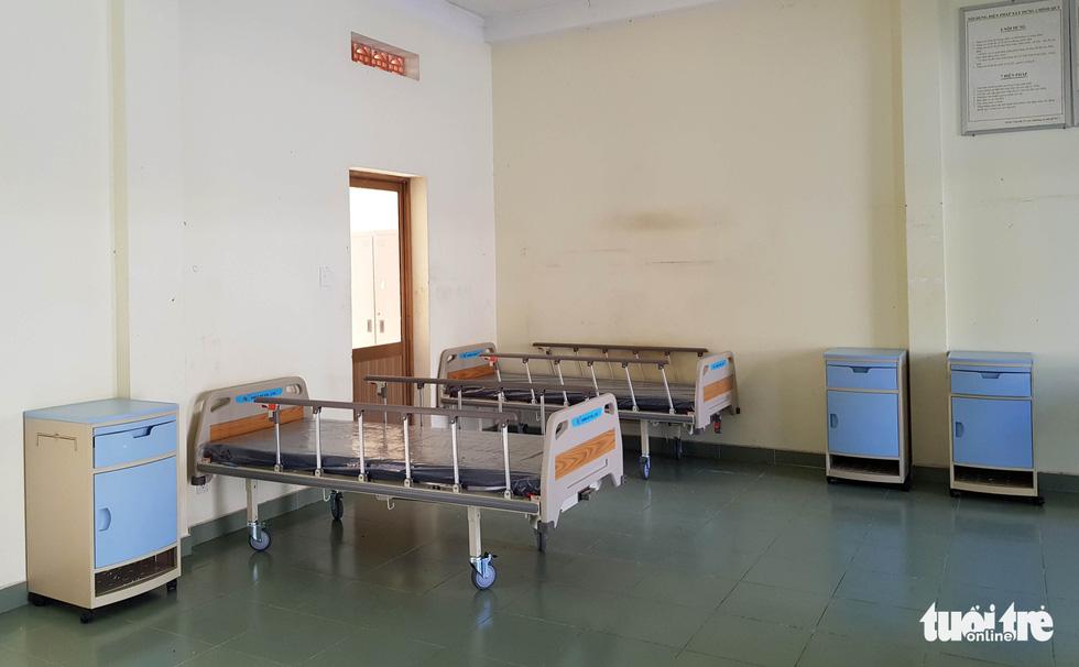 Thứ hai 10-2, bệnh viện dã chiến phòng dịch corona đầu tiên của TP.HCM hoạt động - Ảnh 6.