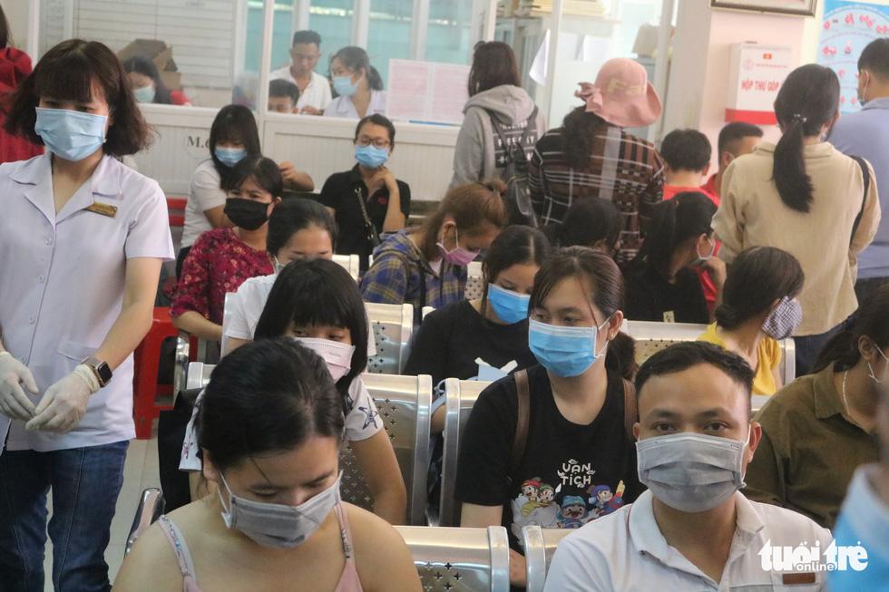 TP.HCM: Hơn 1.000 người tham gia hiến máu - Ảnh 6.