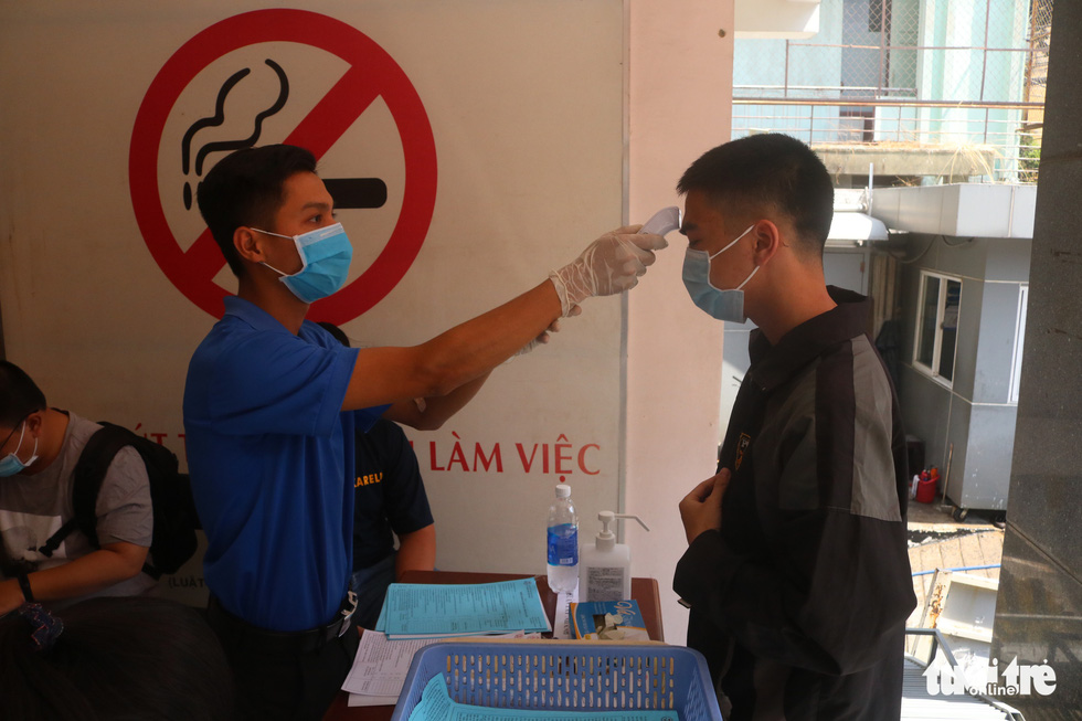 TP.HCM: Hơn 1.000 người tham gia hiến máu - Ảnh 7.