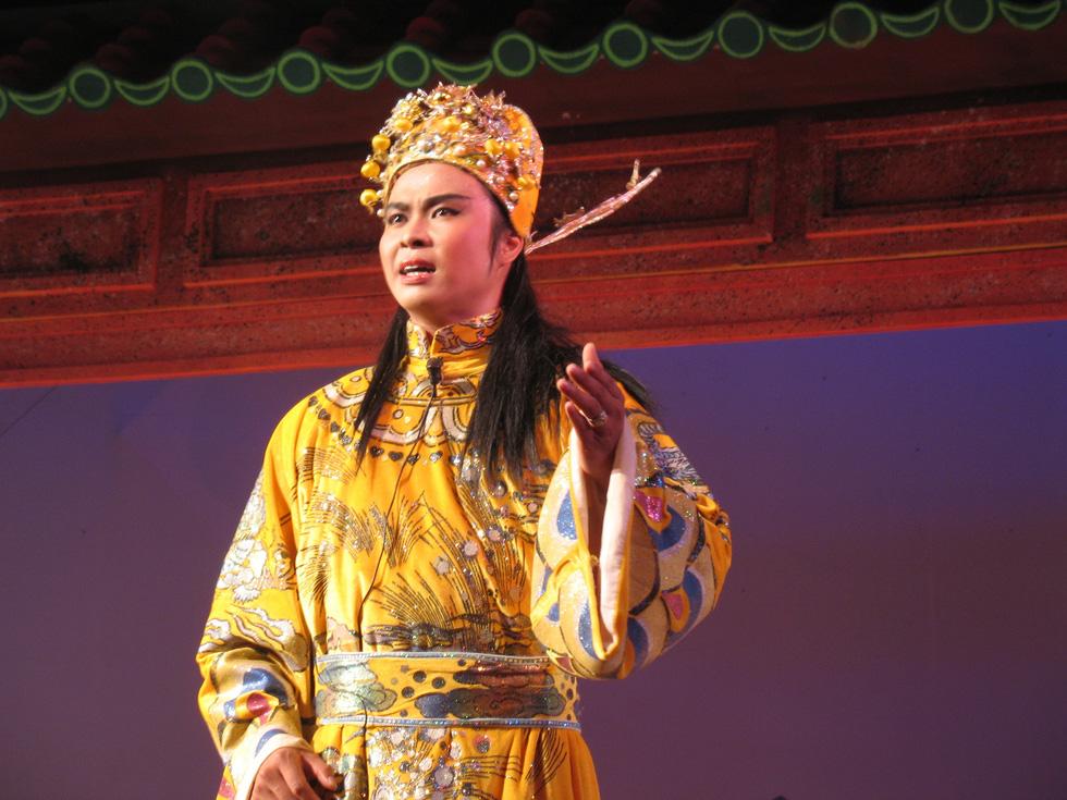Võ Minh Lâm: Làm gì thì làm, ngôi nhà tôi muốn trở về vẫn là cải lương - Ảnh 3.