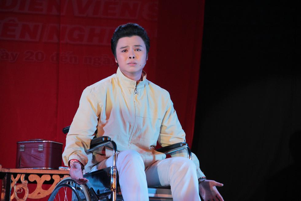 Võ Minh Lâm: Làm gì thì làm, ngôi nhà tôi muốn trở về vẫn là cải lương - Ảnh 9.