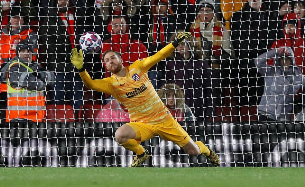 Những khoảnh khắc ấn tượng trong ngày Atletico Madrid tiễn Liverpool khỏi Champions League - Ảnh 11.