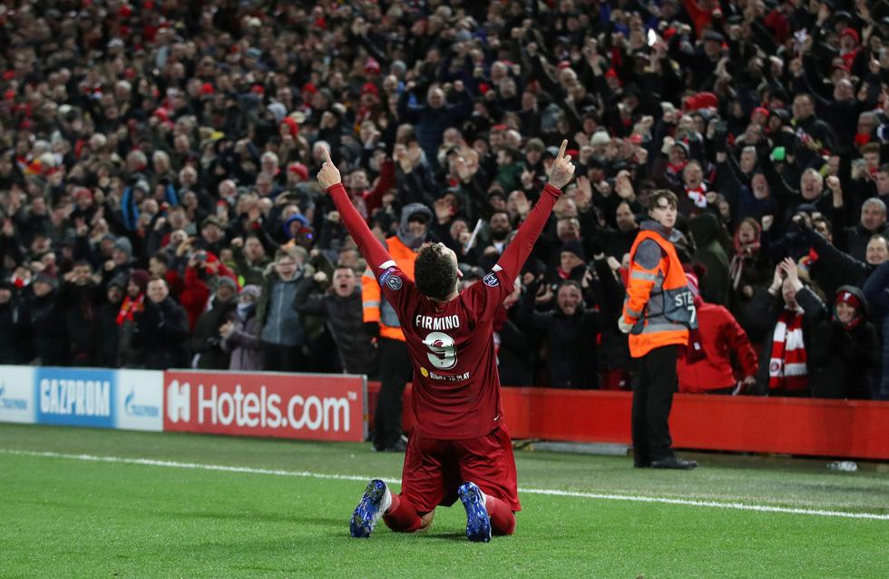 Những khoảnh khắc ấn tượng trong ngày Atletico Madrid tiễn Liverpool khỏi Champions League - Ảnh 2.