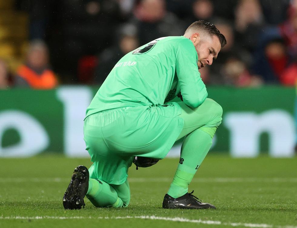 Những khoảnh khắc ấn tượng trong ngày Atletico Madrid tiễn Liverpool khỏi Champions League - Ảnh 5.