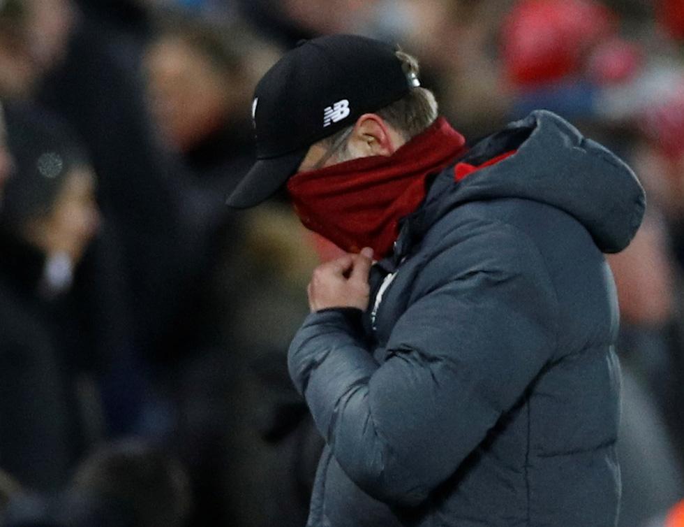 Những khoảnh khắc ấn tượng trong ngày Atletico Madrid tiễn Liverpool khỏi Champions League - Ảnh 9.