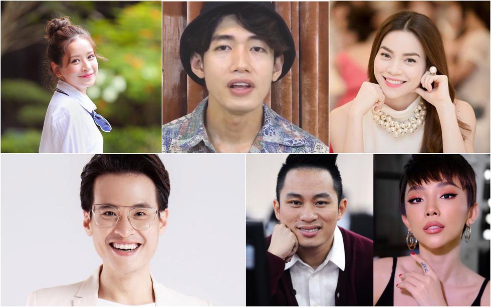Nghệ sĩ, người nổi tiếng Việt Nam quyên góp tiền chống COVID-19 - Ảnh 1.